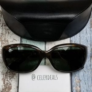 Jackie Ohh RB4101 Ray Ban Women Italy Sungl/VII510